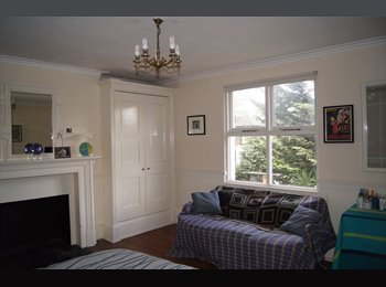 EasyRoommate UK - Camden NW1 Beautiful large double room in lovely period house - Camden, London - £825 pcm