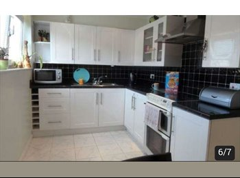EasyRoommate UK - 2 double rooms in a clean the spacious flat.  - Plaistow, London - £130 pcm