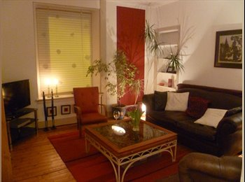EasyRoommate UK - large double bedroom in lovely city centre flat, all bills incl - Aberdeen, Aberdeen - £700 pcm