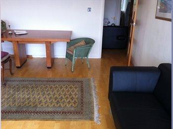 EasyRoommate UK - Lovely bright unfurnished double room in Stoke Newington - Stoke Newington, London - £650 pcm