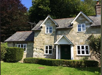 EasyRoommate UK - Room in beautiful country cottage  - Ansty, Salisbury - £400 pcm