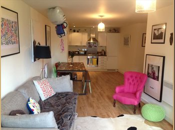 Lovely Ensuite Double Room in Bethnal Green Flat - E2
