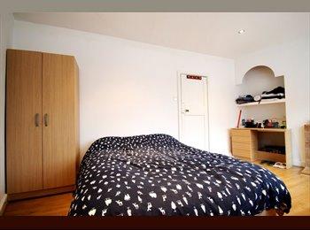 Very spacious room in West London