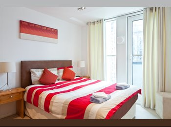 EasyRoommate UK - beautiful newly furnished flat - South Lambeth, London - £600 pcm