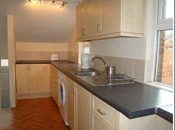 EasyRoommate UK - Double Room in a 3 bedroom house share - All Inclusive Rent - Heaton, Newcastle upon Tyne - £365 pcm
