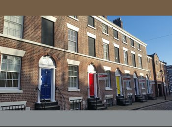 EasyRoommate UK - Four rooms at Parliament Place, City Centre - Liverpool Centre, Liverpool - £476 pcm