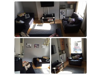 EasyRoommate UK - Three double bed, plus spare room with a double bed.  - Headingley, Leeds - £370 pcm