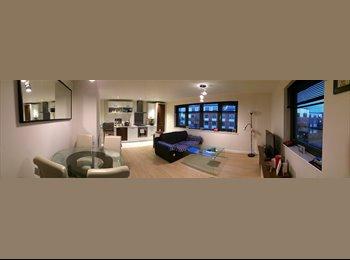EasyRoommate UK - Double room to rent in newbuilt flat, quiet, new furniture  - Farnborough, Hart and Rushmoor - £600 pcm