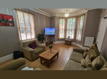 Last rooms in Luxury Student house close to Lincoln...