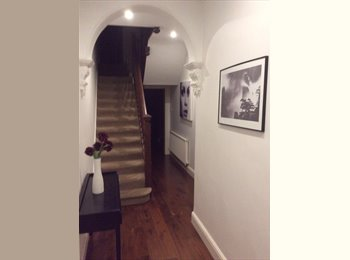 Single  room to let in Stylish Victorian Townhouse