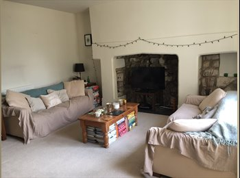 EasyRoommate UK - Bright double room in friendly central Bath maisonette, Bath and NE Somerset - £525 pcm