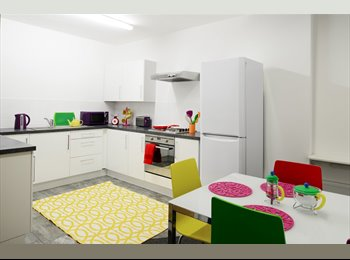 Modern student living space in flatshare!