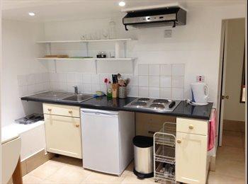 A newly refurbished studio flat on popular Musard Road,...