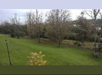 double room with private garden access, Monda-Friday only
