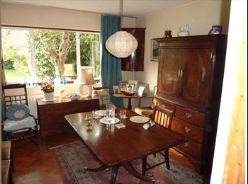 EasyRoommate UK - CHARMING:SUMMERTOWN Furnished Single Bed-Room,Oxford: LUXURY - Summertown, Oxford - £650 pcm