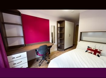 EasyRoommate UK - En Suite Bed room at IQ Hoxton Student Accommodation - Hackney, London - £1,020 pcm