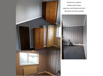 EasyRoommate UK - Double bedroom available! - Alvaston, Derby - £250 pcm