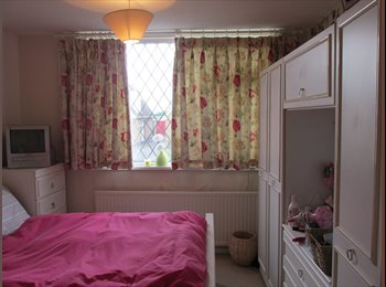 EasyRoommate UK - Double Furnished Room To Rent Sileby £300 Per Month - Sileby, Loughborough - £300 pcm