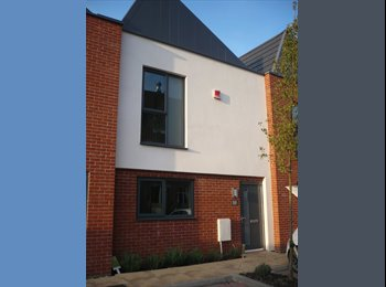EasyRoommate UK - BEAUTIFUL MODERN ECO-HOUSE - Knighton, Leicester - £400 pcm