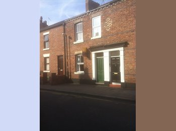 EasyRoommate UK - Student rooms available very close to campus, Chester - £303 pcm