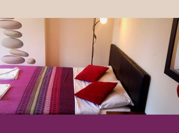 EasyRoommate UK - Nice Clean Double room with single occupancy availabe now - Manor Park, London - £550 pcm