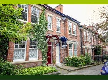 Stunning Houseshare on Sidney Grove with Erasmus Living