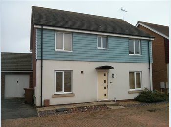 EasyRoommate UK - NEW MODERN PROFESSIONAL ROOMS AVAILABLE FROM £350 - Hampton, Peterborough - £350 pcm