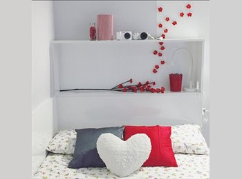 EasyRoommate UK - UAL Student room available £176pw ensuite - Stockwell, London - £704 pcm