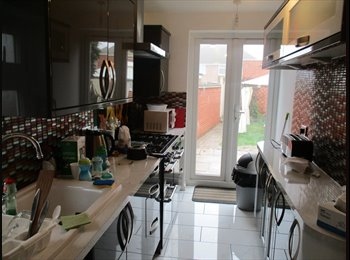 EasyRoommate UK - Available Double Bedroom - Feltham, London - £600 pcm