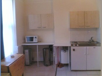 Well located studio flat in great a great location in...