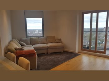 Double room at East Croydon