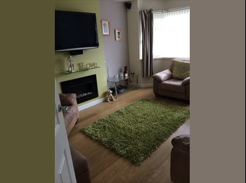 EasyRoommate UK - Double bedroom  - Newcastle-under-Lyme, Newcastle under Lyme - £400 pcm