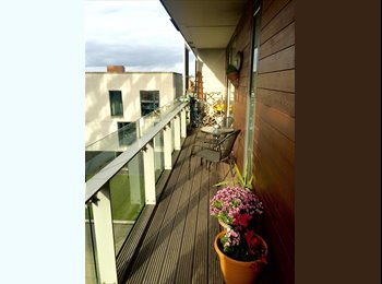 Furnished Double Bedroom in Spectrum Apartments, Manchester...