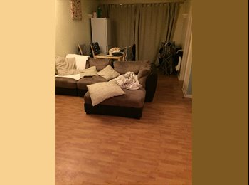 Large room in a shared house