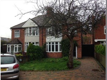 EasyRoommate UK - Large House in Long Eaton with great Transport Routes - Long Eaton, Nottingham - £360 pcm