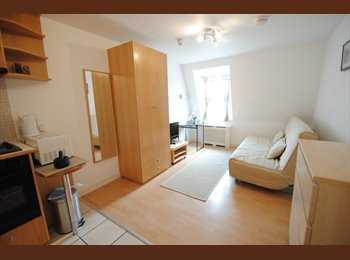 SW5 Studio Double Walking distance to Tube station
