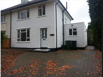 EasyRoommate UK - Three rooms in a newly refurbished house - Selsdon, London - £800 pcm