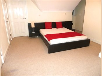 EasyRoommate UK - Master Suite - entire top floor in a modern tidy quiet house! - Botley, Oxford - £975 pcm