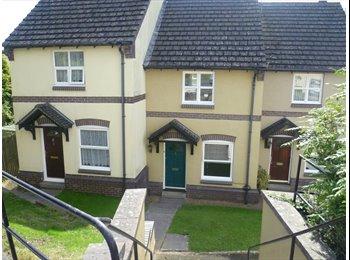 EasyRoommate UK - 2 bed house for rent in Tamerton Folliot - Tamerton Foliot, Plymouth - £625 pcm