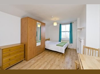 W12 Double Studio Within walking distance to local Tube