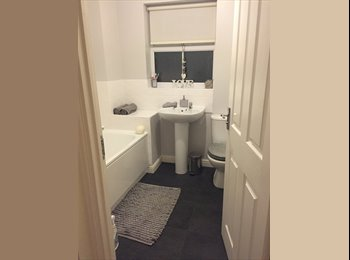 EasyRoommate UK - Double room available for professional female  - Leyland, Preston - £550 pcm