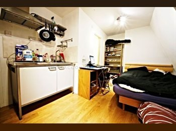 EasyRoommate UK - Beautiful double studio on Walworth Road - £1000pcm ALL BILLS INCLUDED (inc. WiFi & council tax) - Elephant and Castle, London - £1,000 pcm