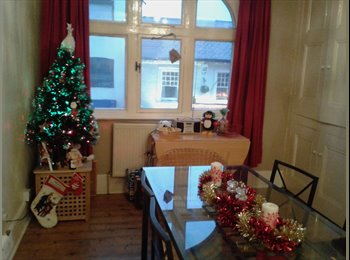 EasyRoommate UK - Double room for £525 per month including bills, from early January - Barnet, London - £525 pcm