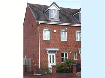 EasyRoommate UK - Semi-detached House in Ormskirk - Bescar, Ormskirk - £1,809 pcm