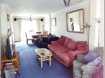 EasyRoommate UK - Double room offered in Southsea - Southsea, Portsmouth - £500 pcm
