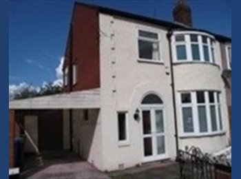 EasyRoommate UK - Large double room + your own living room ! - Chorlton Cum Hardy, Manchester - £450 pcm