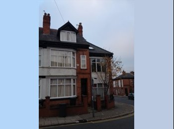 Terraced House in Leicester