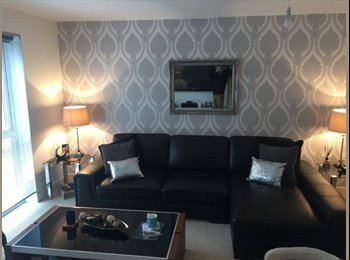 EasyRoommate UK - Double room to rent in Firepool View - Taunton, South Somerset - £500 pcm