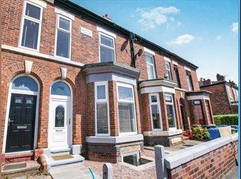 EasyRoommate UK - Full Flat to Rent - Offerton, Stockport - £495 pcm