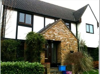EasyRoommate UK - Chells Manor two  Double Room Available -Bills included!! - Aston, Stevenage - £450 pcm